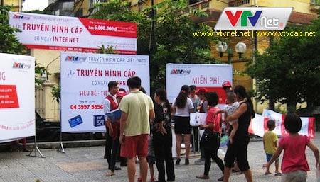 Combo Internet và truyền hình cáp vtvcab